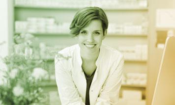 Un cabinet libéral / une pharmacie